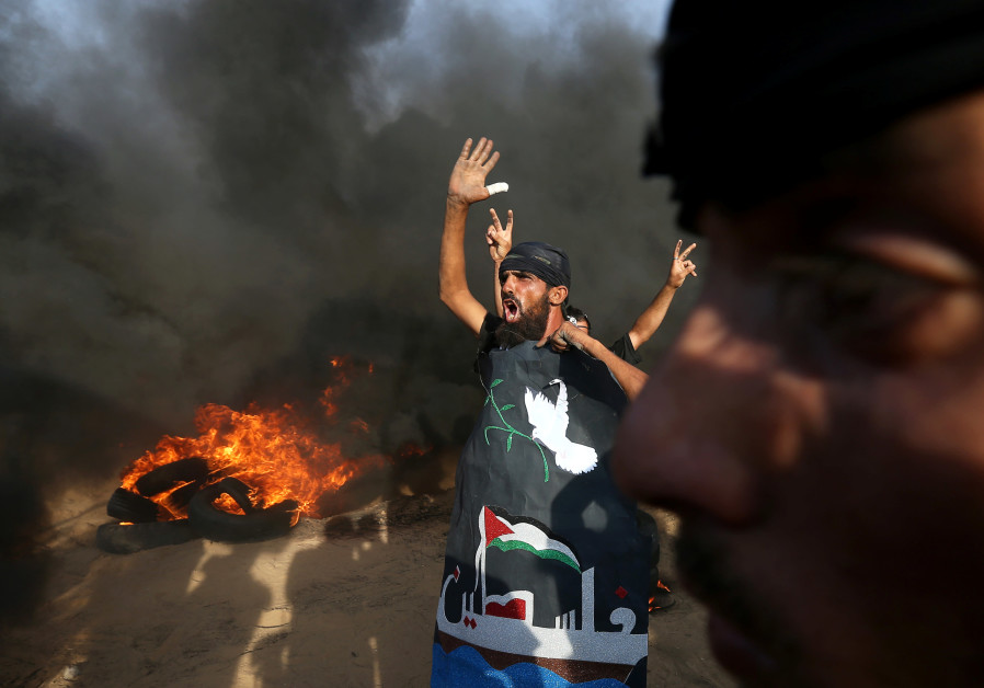 Palestinians, including teenager, killed in Gaza protest