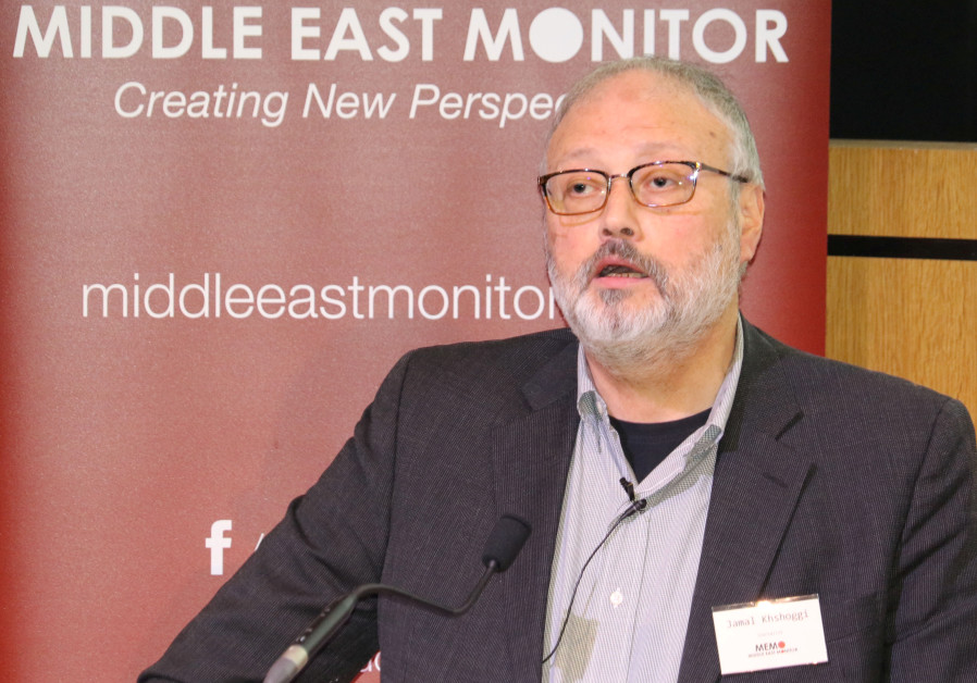 Khashoggi and the Jewish Question