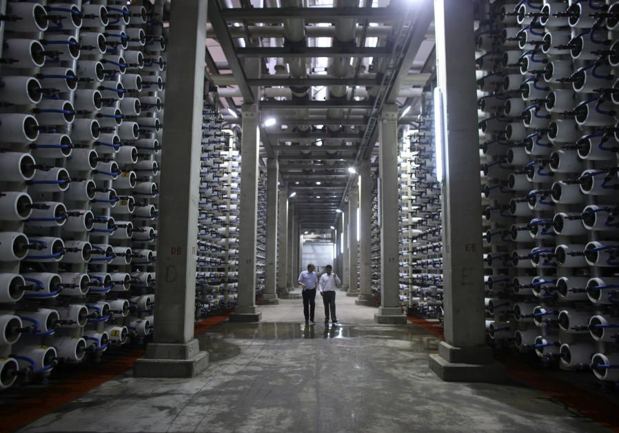 Sorek 2: Seven groups bid to construct world's largest desalination plant
