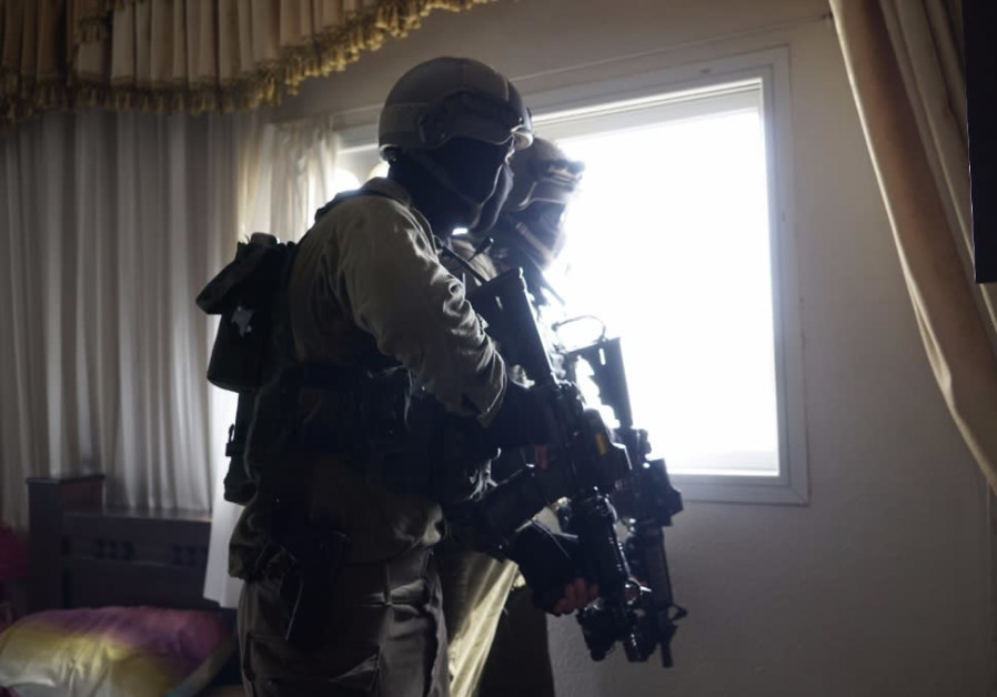 IDF arrests several Palestinians as manhunt for Barkan terrorist continues