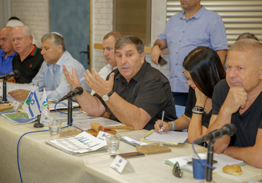 KKL-JNF Board of Directors Meeting in Sderot