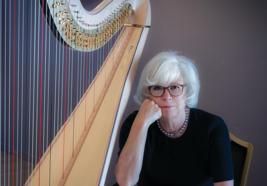 Catherine Michel will preside over the international jury for the International Harp Constest in Acr