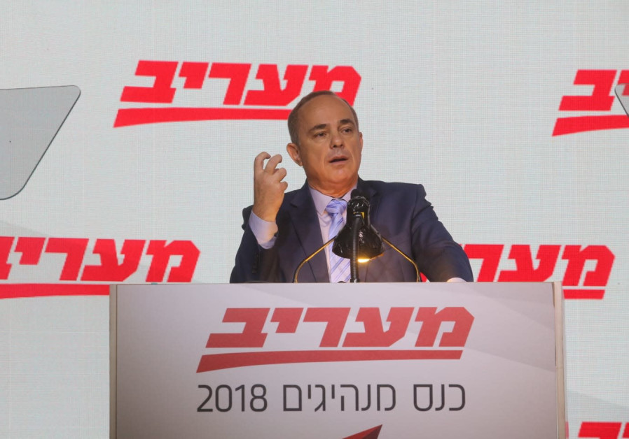 Steinitz: Military action in Gaza would be the 'Mahmoud Abbas War'