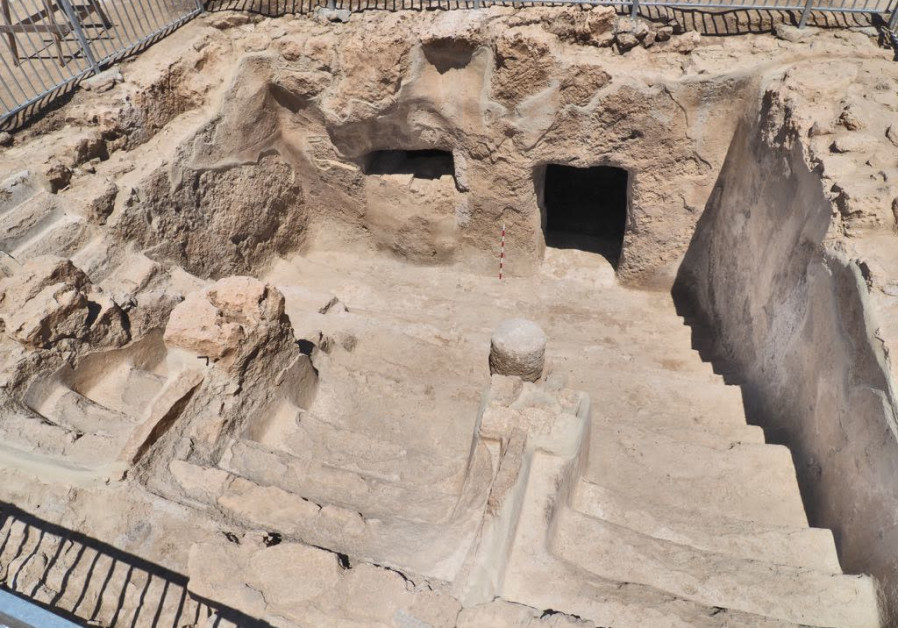From Bronze Age to First Temple: Archaeological site set to open in Hebron