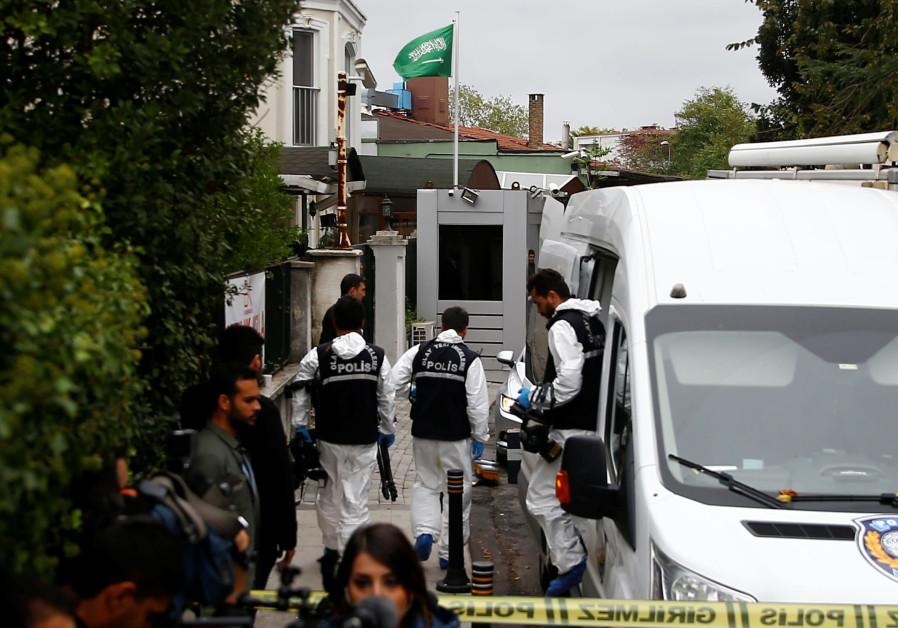 Turkey Investigating Khashoggi Murder