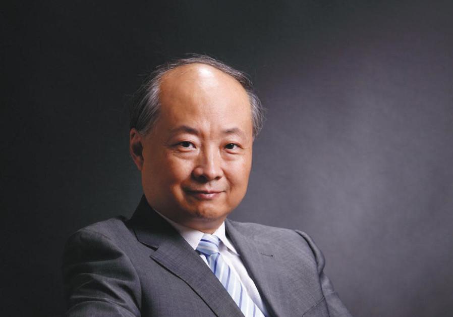 Chinese Ambassador to Israel Zhan Yongxin