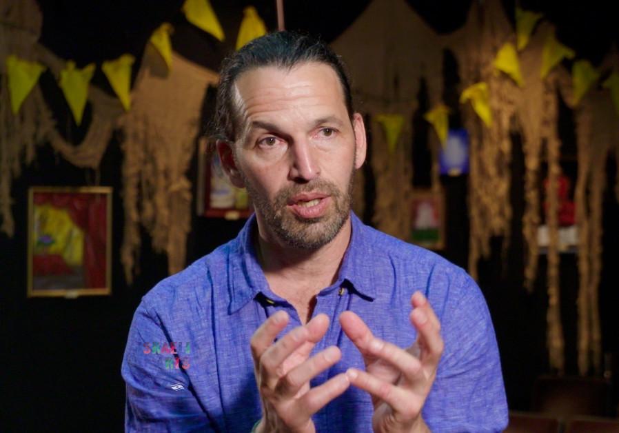 Adi Sha'al, the CEO of the Vertigo Dance Company (photo credit: Cuny TV)