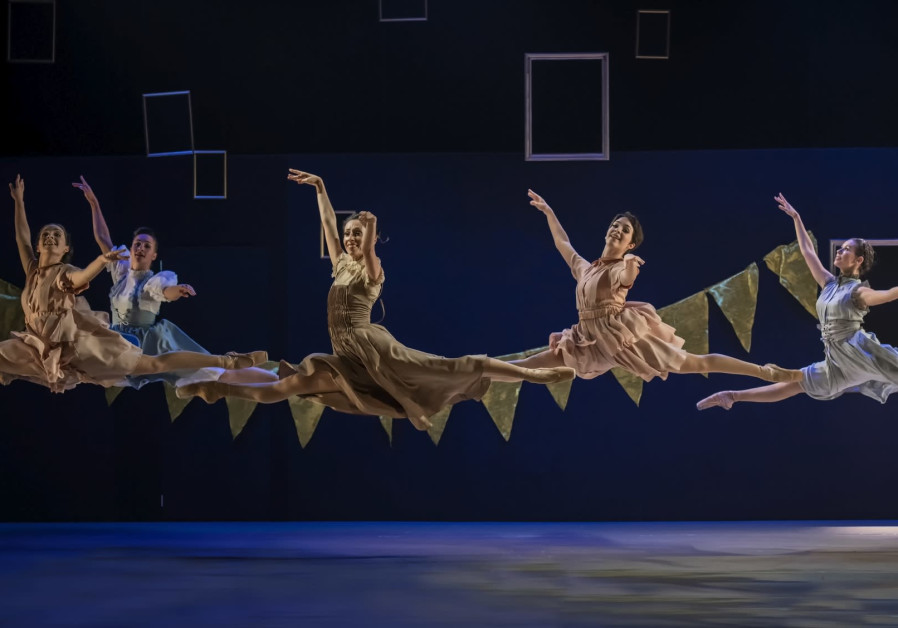 Jerusalem ballet, Fiddler on the roof