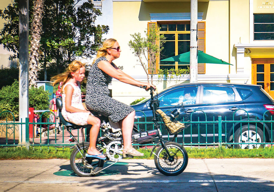 Electric bikes and social responsibility