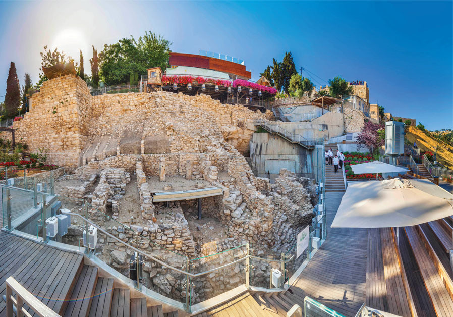 Travel Jerusalem with no stone left unturned in the City of David