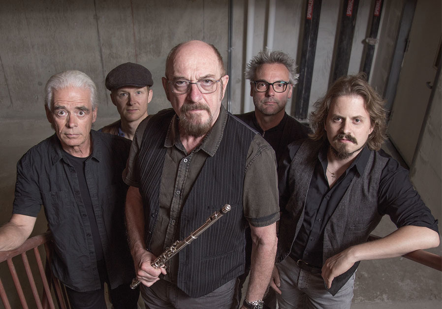 Living in the present with Ian Anderson