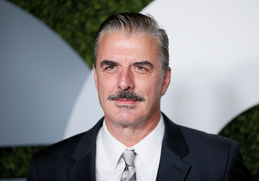 Actor Chris Noth poses at the GQ Men of the Year Party in West Hollywood, December 8, 2016