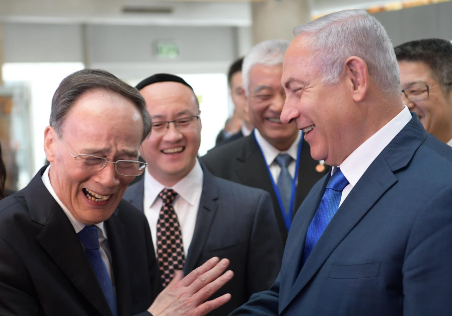 Democratic lawmakers 'very concerned' with Chinese projects in Israel