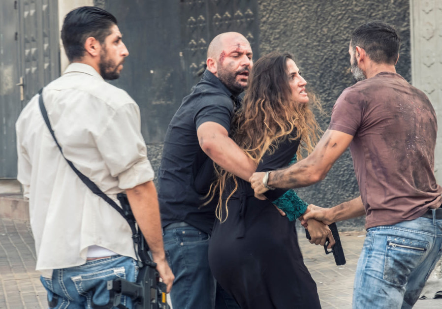 A scene from season 2 of Fauda