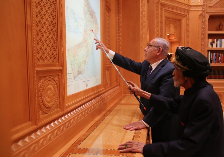 Israel's renewed affair with Oman