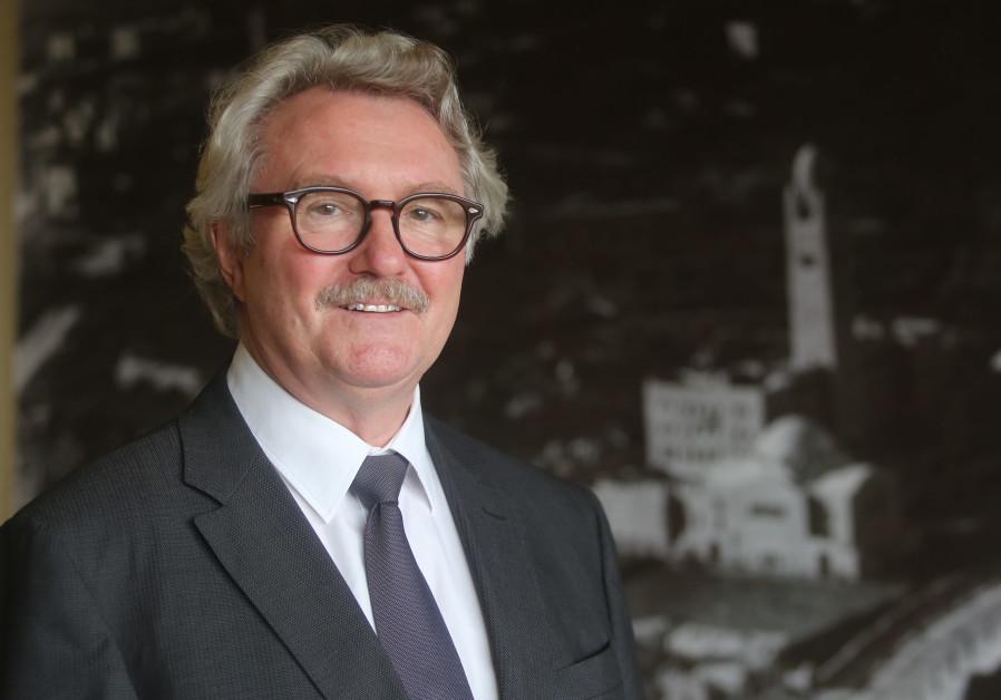 Norwegian Ambassador Jon Hanssen-Bauer