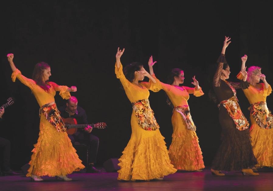 Remangar Flamenco Company Temblor (Tremor)