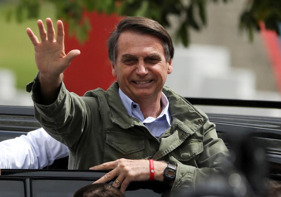 The new Brasilian President Jair Bolsonaro