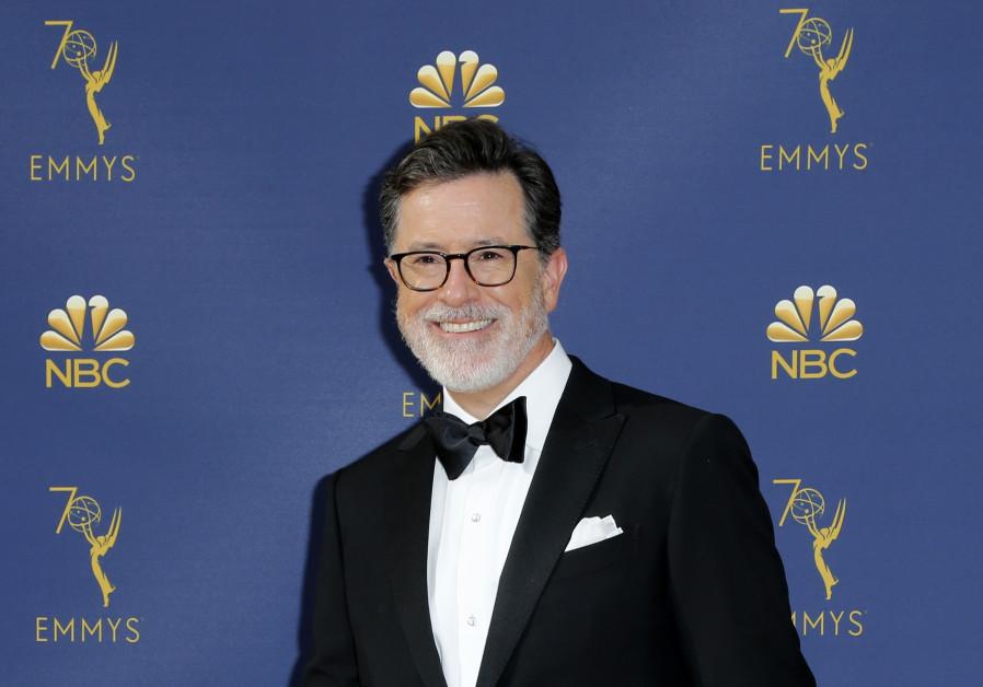 70th Primetime Emmy Awards - Arrivals - Los Angeles, California, U.S., 17/09/2018 - Stephen Colbert