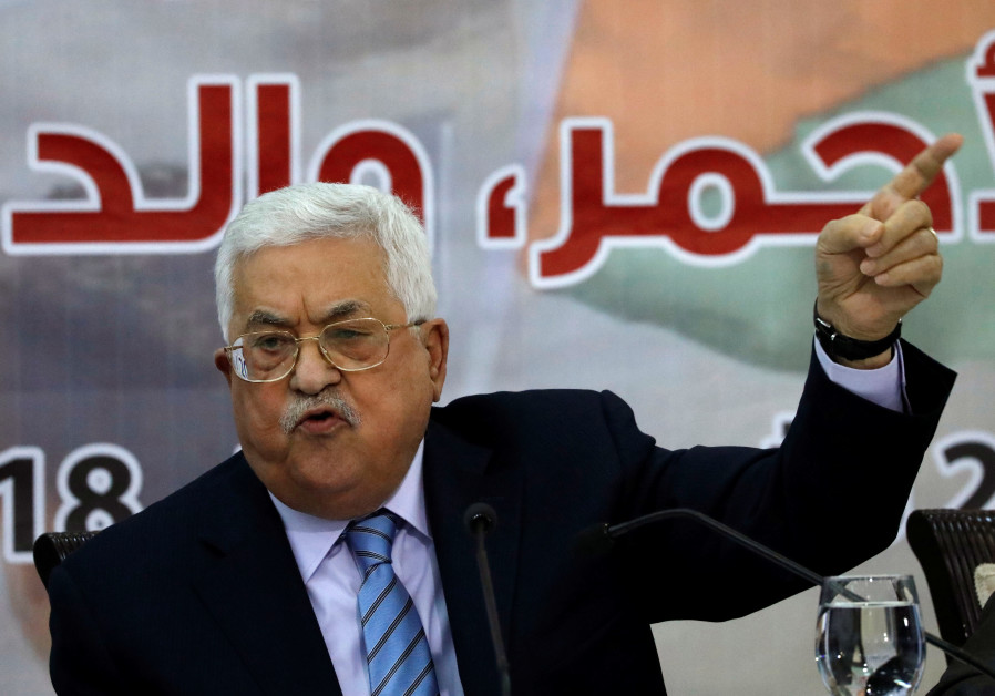 Abbas Vows to Continue Paying Prisoners and Their Families