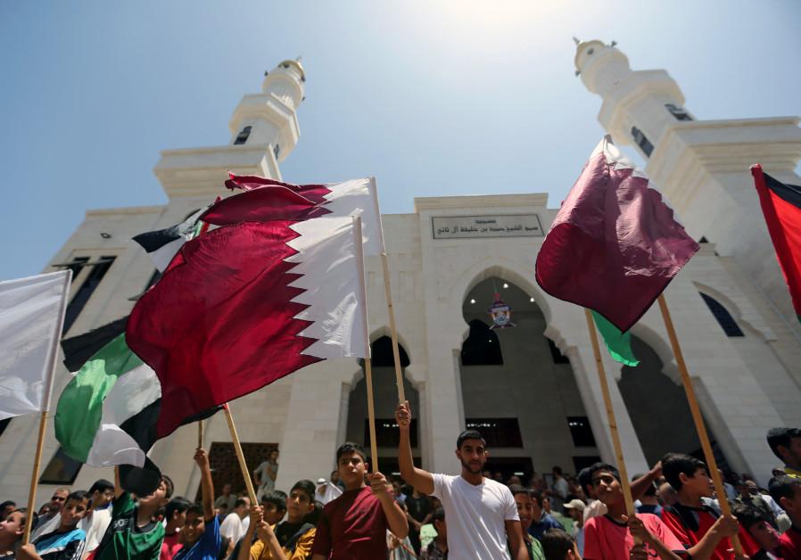 Gaza Qatar
