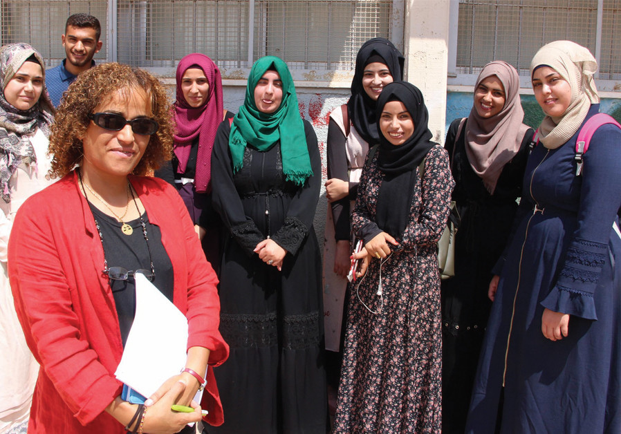 Bedouin school a class above the rest with English-language successes