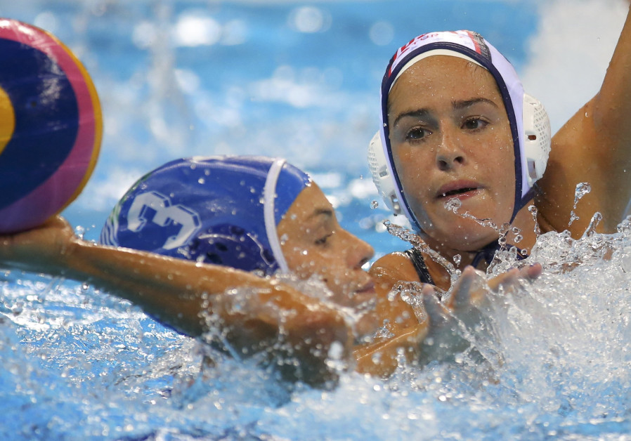 Water Polo - Women's Gold Medal Match USA v Italy