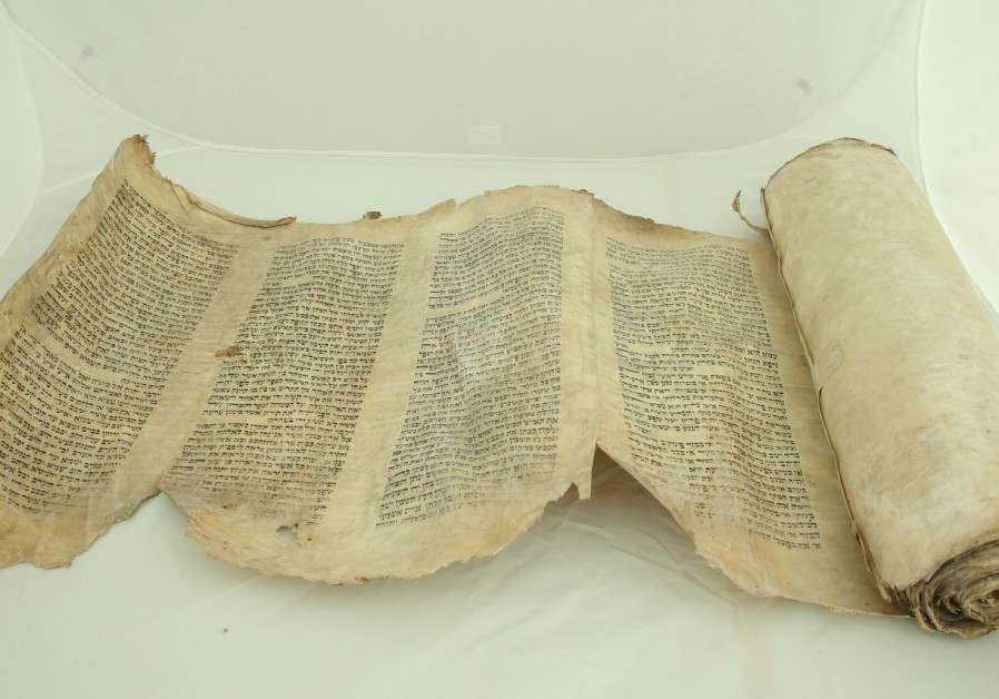 Rare 150-year-old Torah scroll found in Lodz Jewish Ghetto house