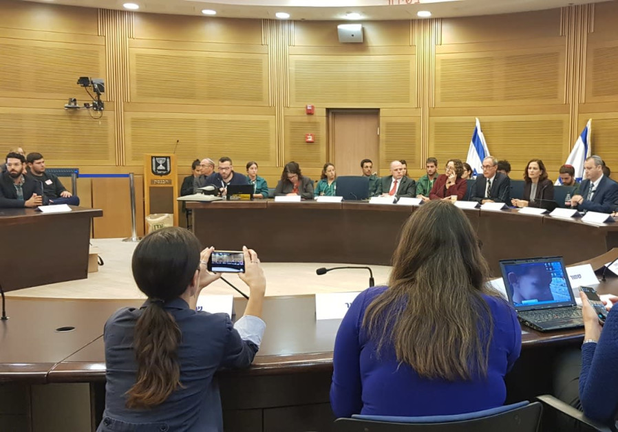 Coalition and opposition MKs debate equality for the progressive Jewish movements in Israel on Wedne