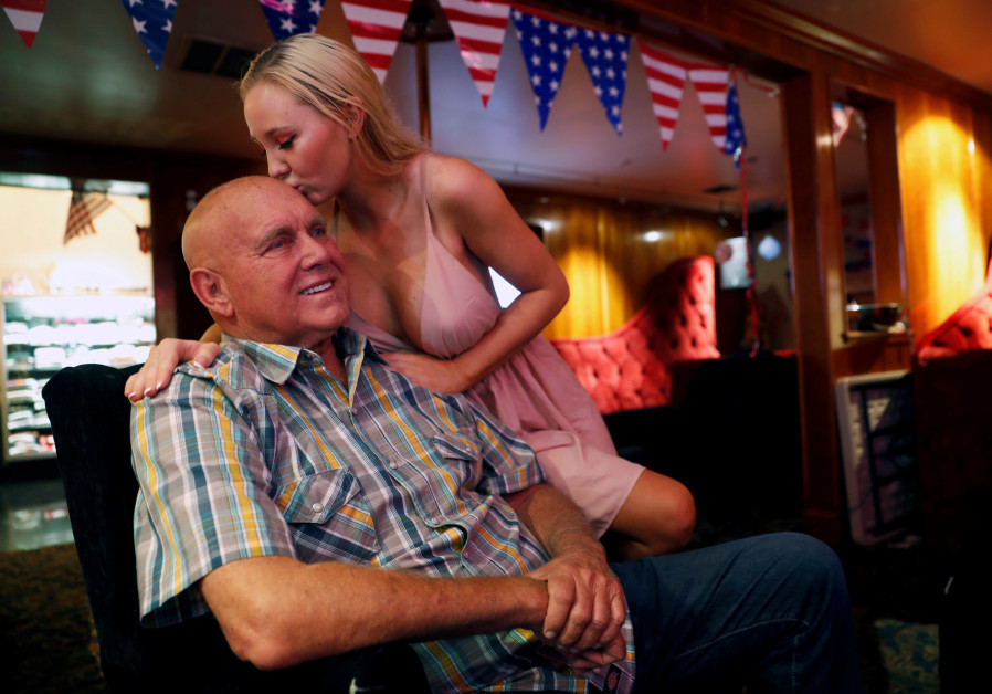 Dennis Hof was a legal brothel owner