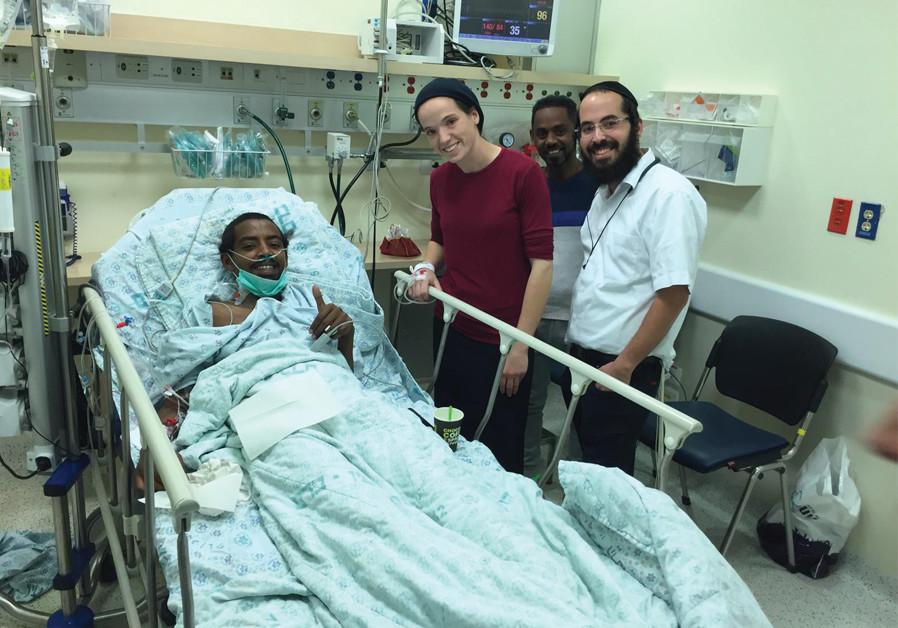 Joy of giving a kidney