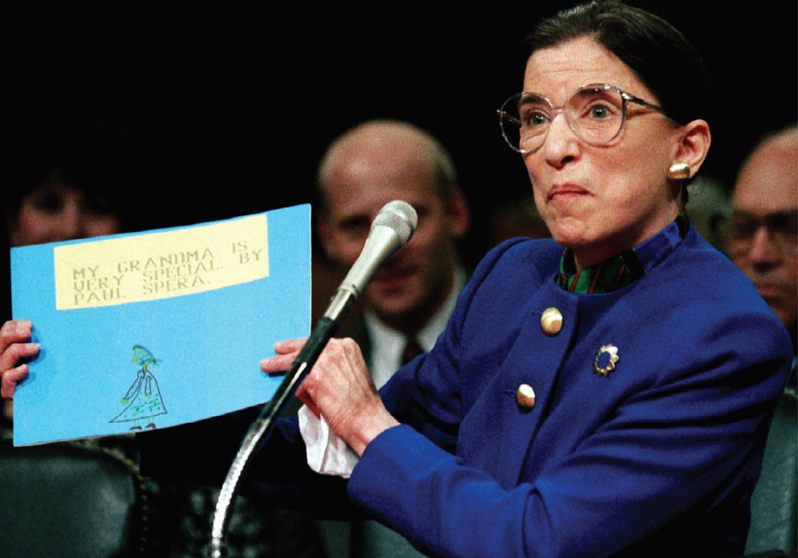 Ruth Bader Ginsburg donates $9,000 to Israeli schools teaching Hebrew, Arabic