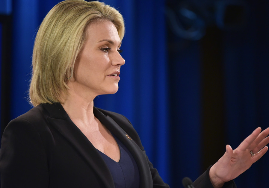 Trump says he wants Nauert as next UN ambassador
