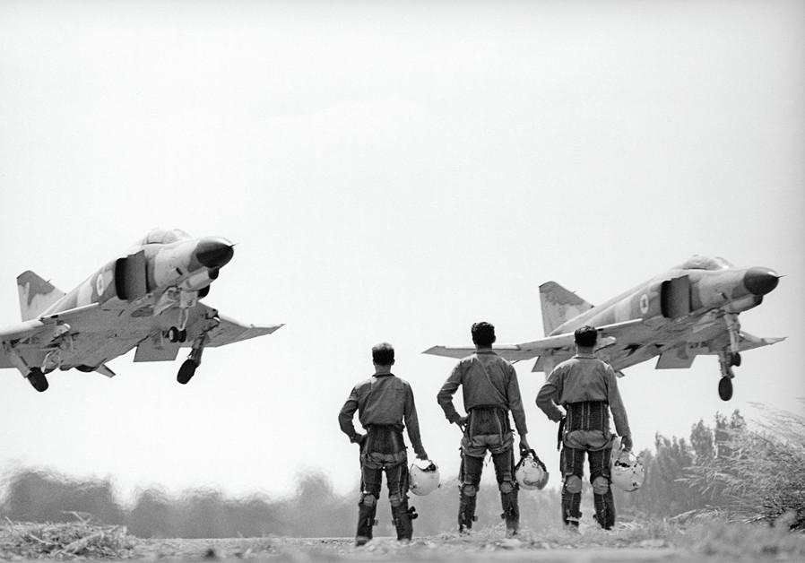 Cobra Warrior kicks off in the UK with Israeli jets