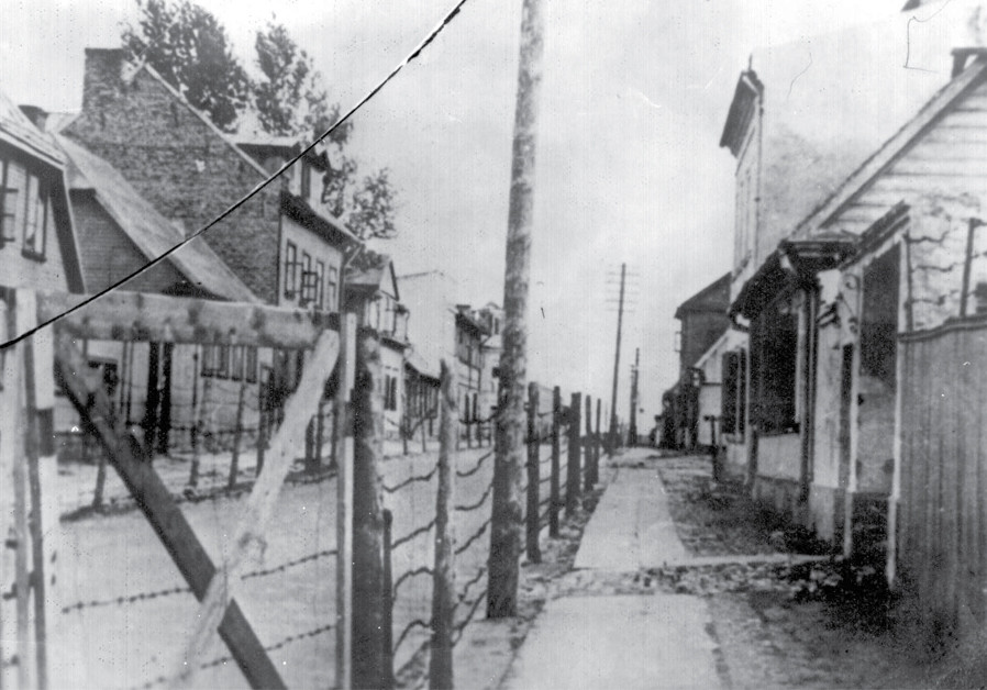 A Holocaust victim's diary depicting life in the Kovno ghetto