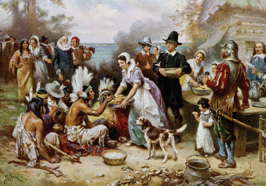 Thanksgiving and American Jewry