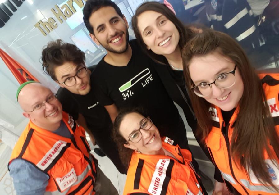 Israeli non-profit makes history: 'Nas Daily' features United Hatzalah