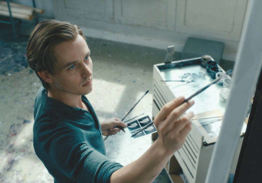 A SCENE from Florian Henckel von Donnersmarck's film 'Never Look Away'