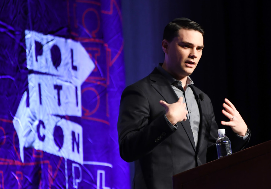 Protesters confront Ben Shapiro at Ohio State