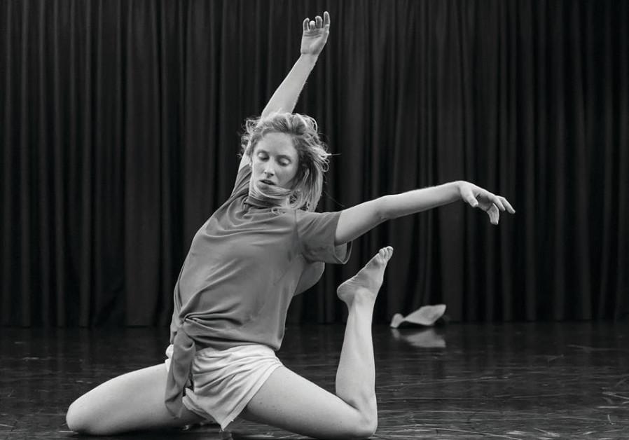 CURTAIN UP 2018 dancer Roni Hadash.