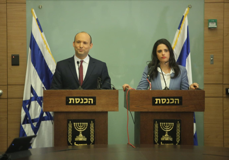 Middle Israel: The gospel according to Naftali Bennett