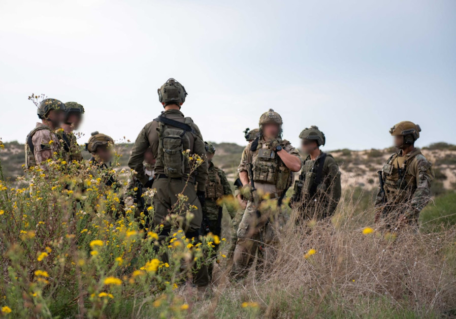 Sky Angels 2018, IAF elite unit 669 international rescue exercise (photo credit: IDF Spokesperson's unit)