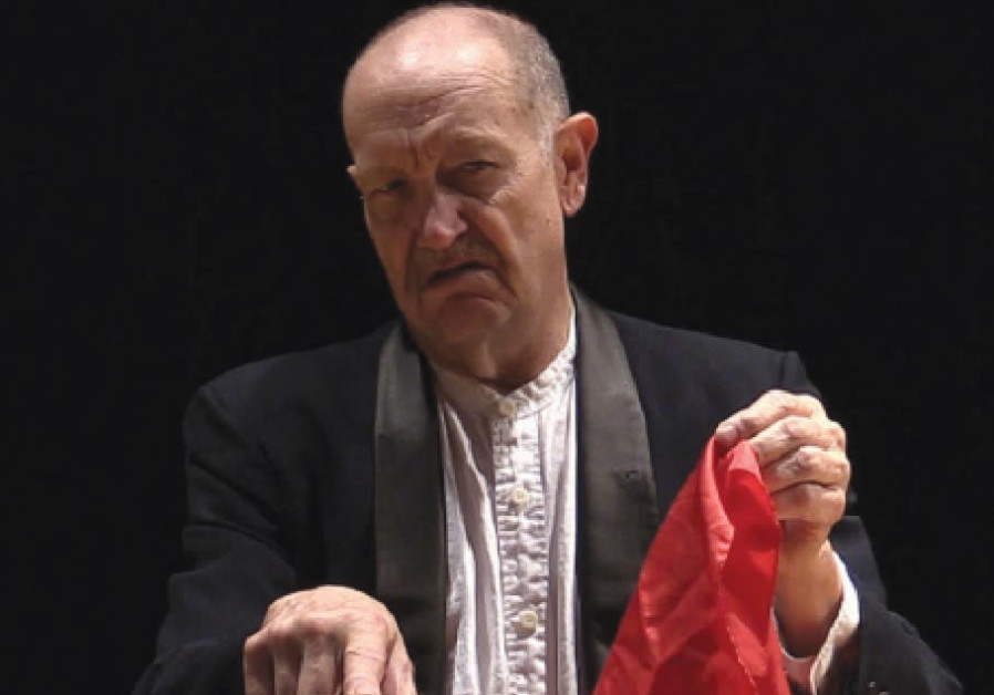 A SCENE from 'The Chess Player' starring Richard McElvain