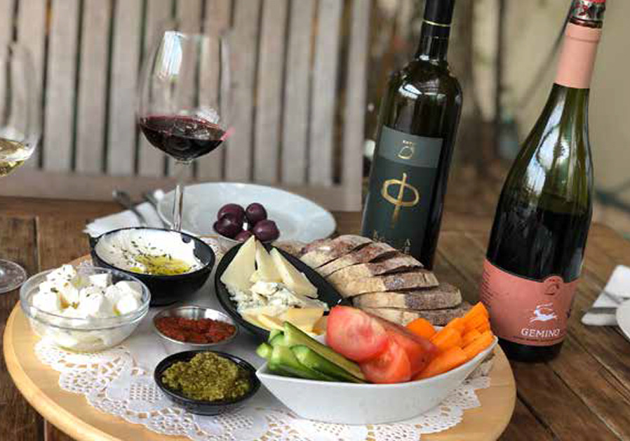 Jerusalem Hills: Home to dozens of successful wineries