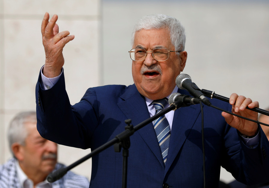 'Abbas ordered crackdown on Palestinians who sold property to Jews'