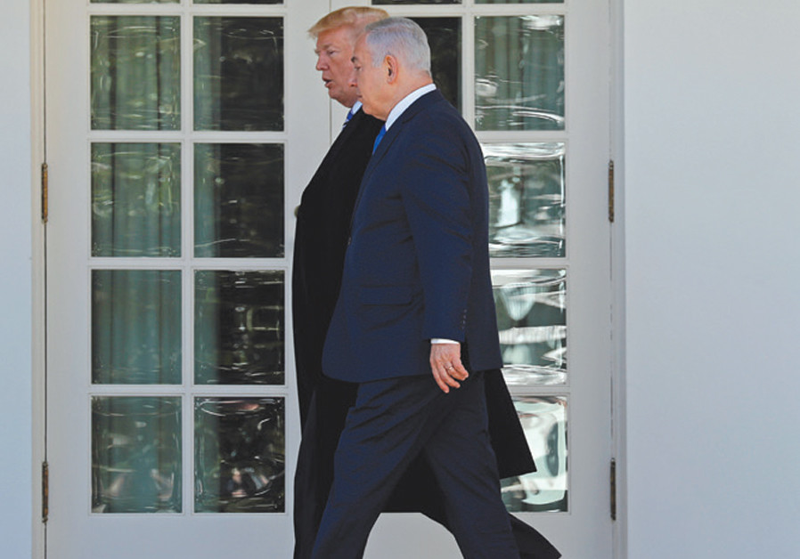 Leaders under siege: Trump and Netanyahu battle for their political lives