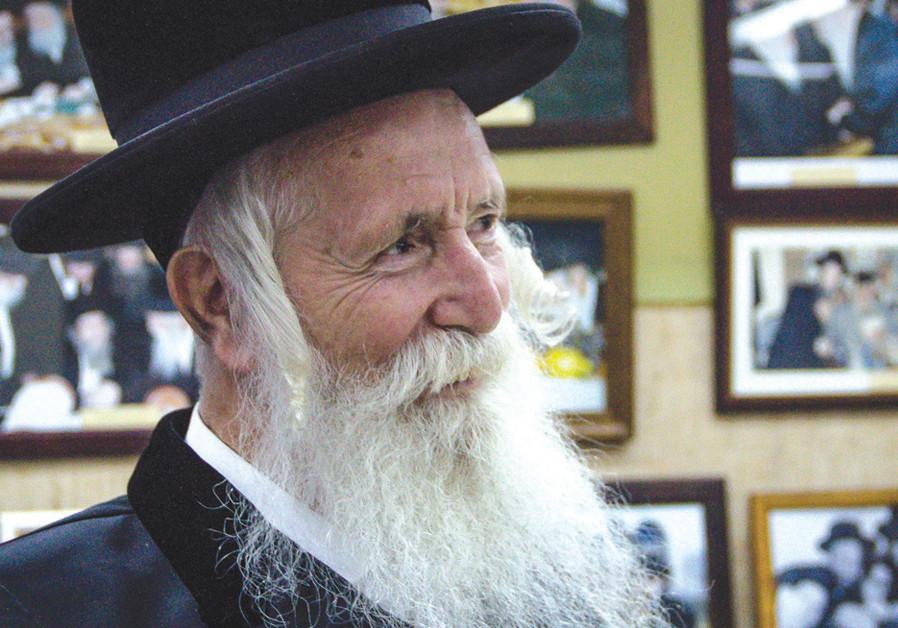 A Tower of Light: Rabbi Yitzchak Dovid Grossman