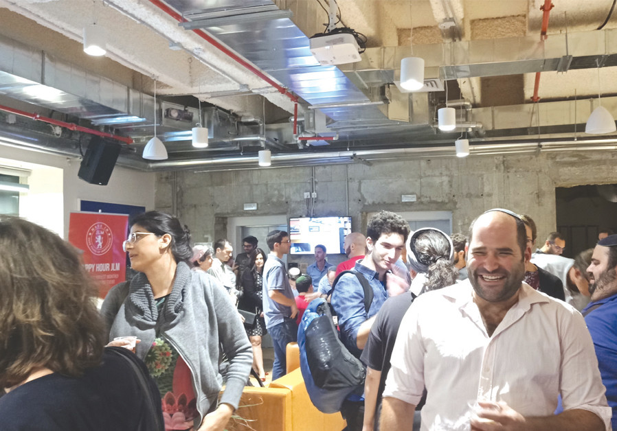WeWork brings the new sharing economy to Jerusalem