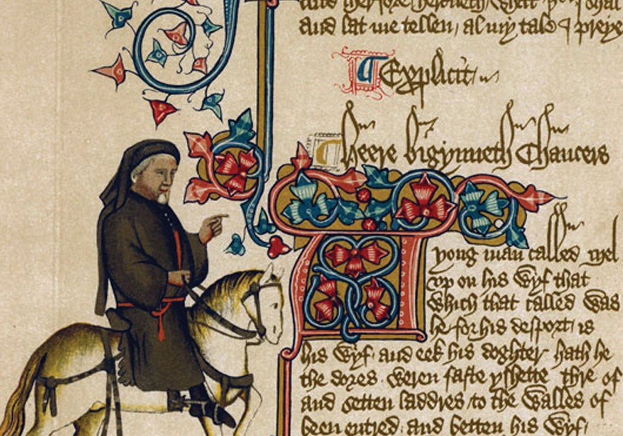 THE PEOPLE & THE BOOK: Challenging Chaucer
