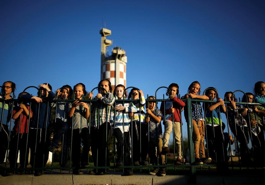 Ulta Orthodox Children